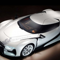 Citroen Supercar Concept 2 Hd Wallpapers