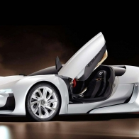 Citroen Supercar Concept Hd Wallpapers
