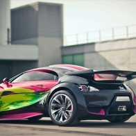 Citroen Survolt Concept Car 2 Hd Wallpapers