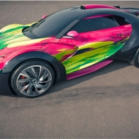 Citroen Survolt Concept Car 3 Hd Wallpapers