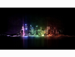 City Of Lights Wallpapers