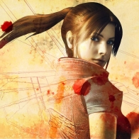 Claire Redfield Wallpaper