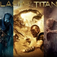 Clash Of The Titans 2010 Movie Wallpapers