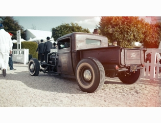 Classic Ford Hot Rod Hd Wallpapers