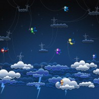 Cloud Lightnings Wallpapers