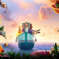 Cloudy With A Chance Of Meatballs 2 Movie Wallpapers