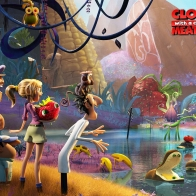 Cloudy With A Chance Of Meatballs 2 Wallpapers