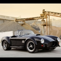 Cobra Superformance Mkiii 2009 Wallpaper