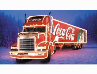 Coca Cola Christmas Wallpaper