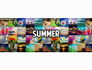 Collage For Summer Cover