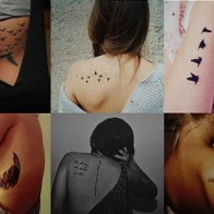 Collage Of Tattoos Cover