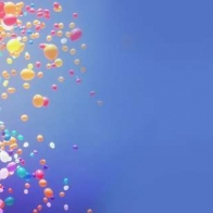 Colorful Balloons Cover