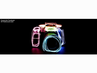 Colorful Camera Cover