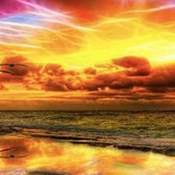 Colorful Sky Cover