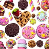 Colorful Snacks Cover