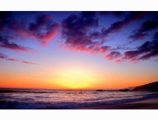 Colorful Sunset Twilight Wallpapers
