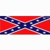 Confederate Flag Cover
