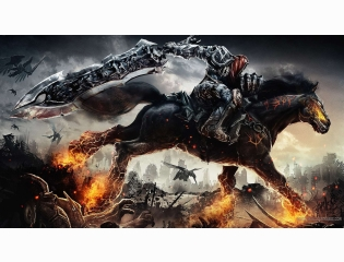 Cool Darksiders Ii Wallpaper