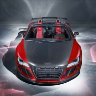 Cool Red Amp Black Audi Wallpaper