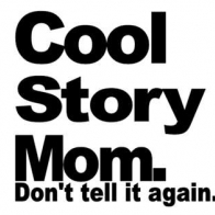 Cool Story Mom Cover