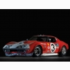 Corvette Sting Ray L88 Race Car C3 1968 Wallpaper