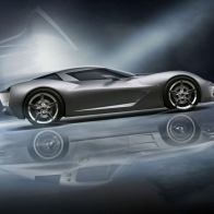 Corvette Stinguay Concept Wallpaper
