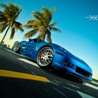 Corvette Z06 Jetstream Blue 3 Hd Wallpapers