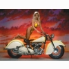 Costom Chopper Classic Model Wallpaper