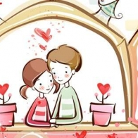 Couple Together Facebook Timeline Cover