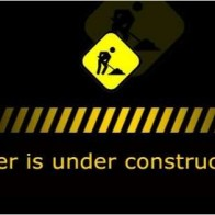 Cover Under Construction Facebook Timeline Cover