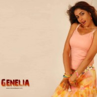 Crazy Genelia D Souza Wallpaper
