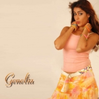 Crazy Genelia D Souza Wallpapers