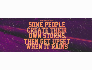 Create Their Own Storms Cover
