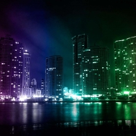 Creative City Lights Wallpapers