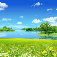 Creative Summer Dreamland Wallpapers