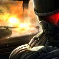 Crysis 2 Fan Art Hd Wallpaper