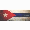 Cuban Flag Cover