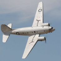Curtiss Wright C46 Wallpaper