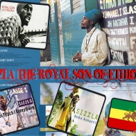 Custom Sizzla Kalonji Wallpaper