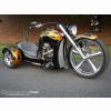 Custom Trike Chopper Wallpaper