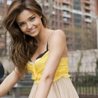 Cut Miranda Kerr Hd Wallpaper