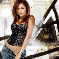 Cute Bollywood Actress Amrita Arora 6 Wallpaper