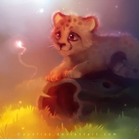 Cute Cheetah Wallpapers