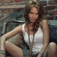 Cute Jessica Alba Wallpaper 1