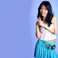 Cute Korean Actress Han Hyo Joo 2 Wallpaper
