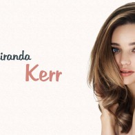 Cute Miranda Kerr  Hd Wallpaper