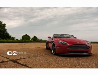 D2forged Aston Martin Wallpapers
