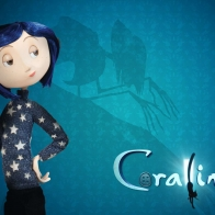 Dakota Fanning In Coraline Wallpapers
