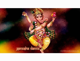 Dancing Ganesha Wallpapers Free