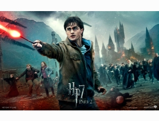 Daniel Radcliffe In Deathly Hallows Part 2 Wallpapers